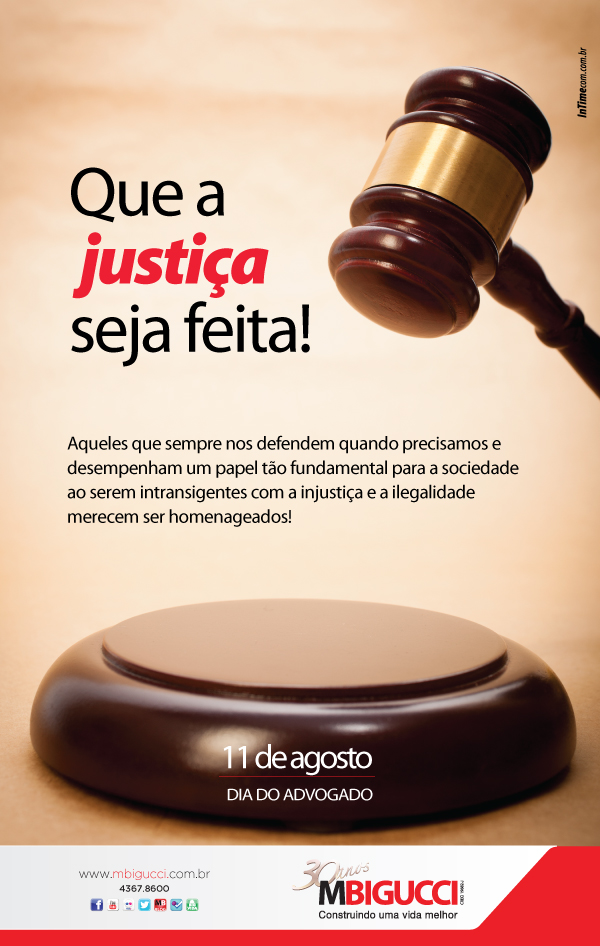 11 De Agosto Dia Do Advogado Blog Corporativo Mbigucci